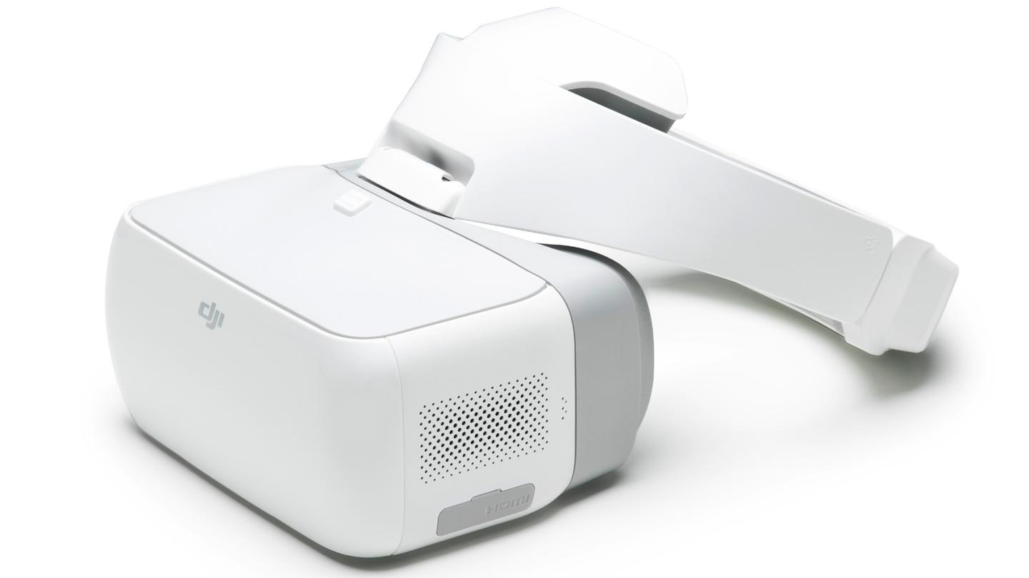DJI Goggles should start shipping on May 20th, and are priced at $449