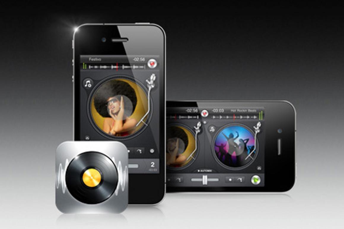 Algoriddim djay app for iOS devices