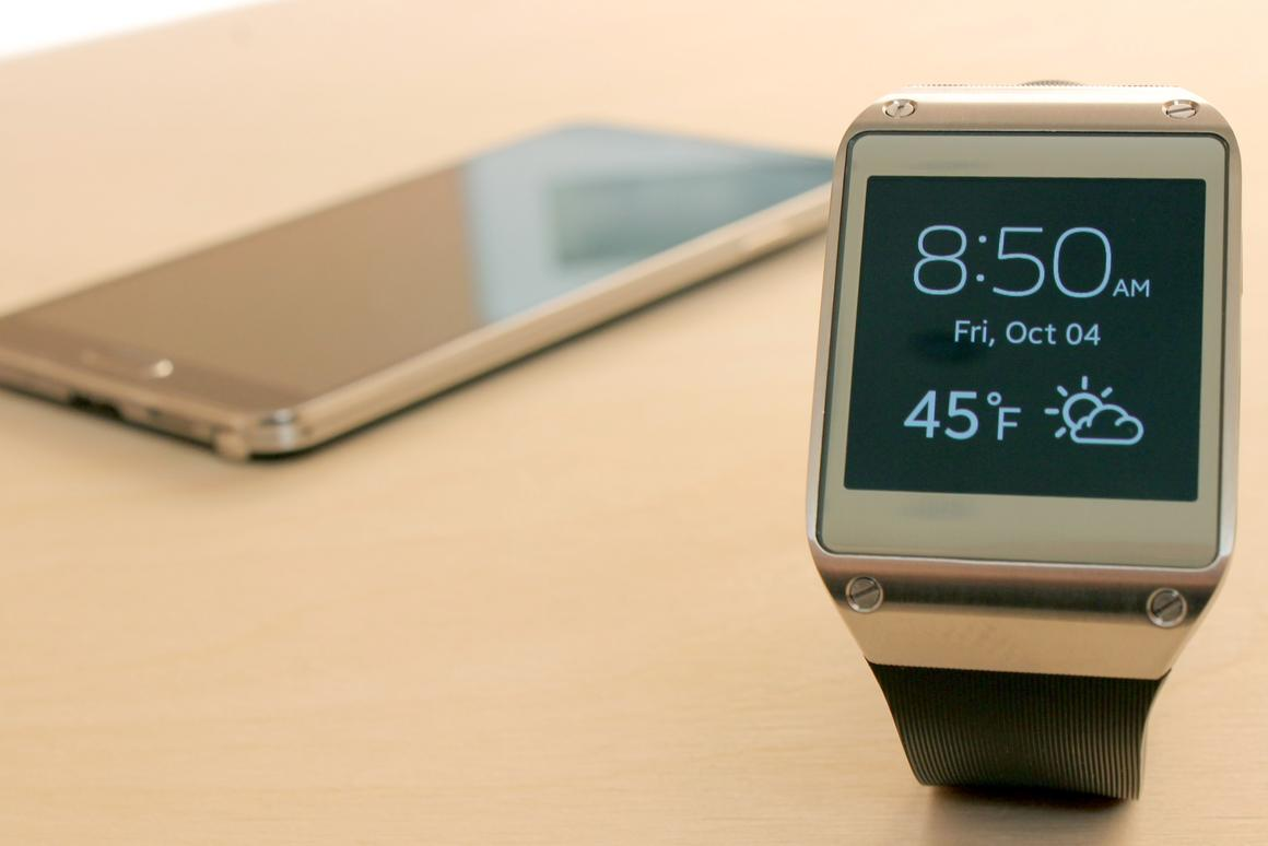 Gizmag reviews the Galaxy Gear, Samsung's bold new take on the smartwatch