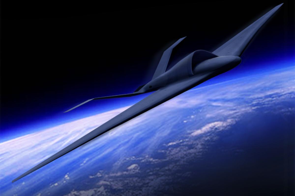 Conceptual image of the Lockheed Martin TR-X