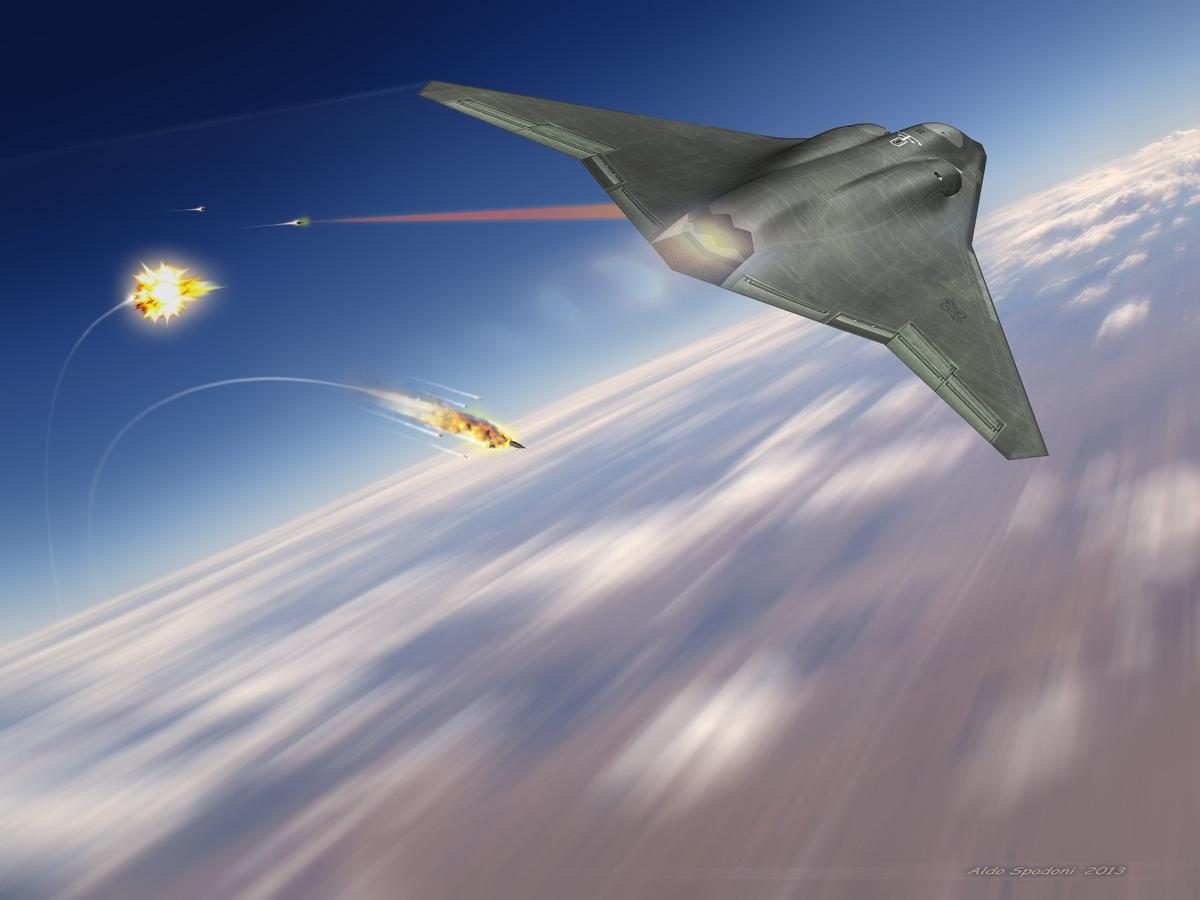 Northrop Grumman will help the U.S. Air Force mature its plans to use directed energy systems for self-protection on current and future aircraft