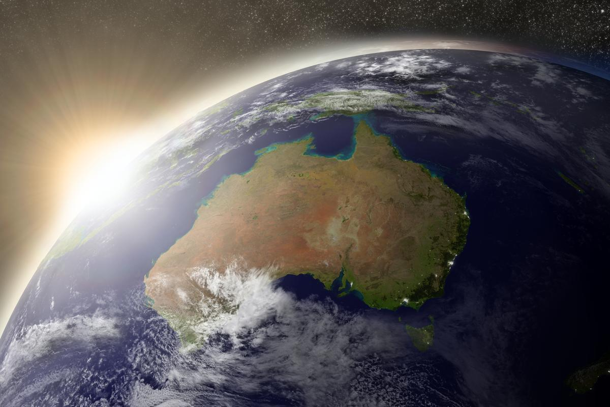 The proposed Spaceport Australia would use air launch vehicles for space burials and space tourism activities (Photo: Shutterstock)