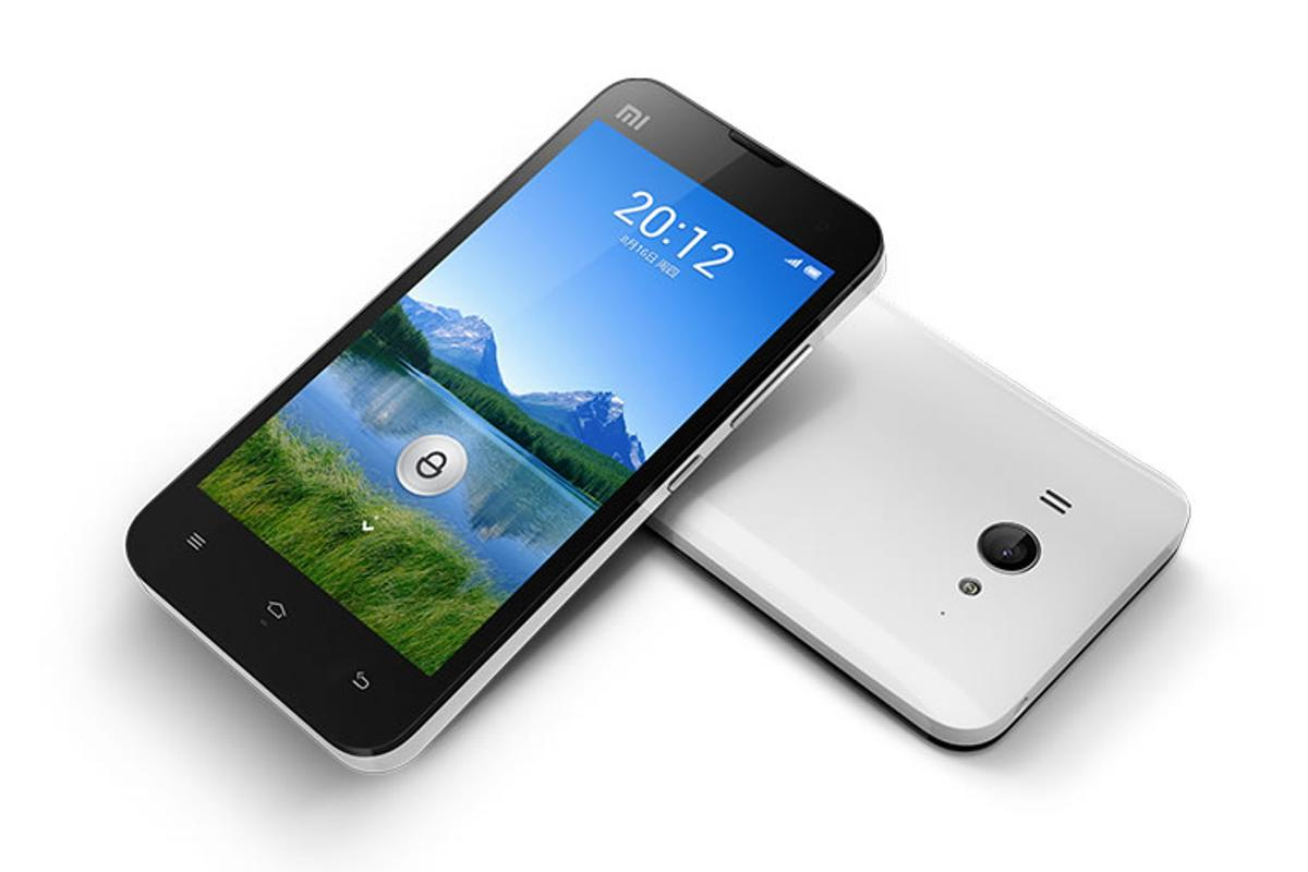 The Xiaomi Phone 2 has a spec list that rivals Samsung and HTC's flagship devices
