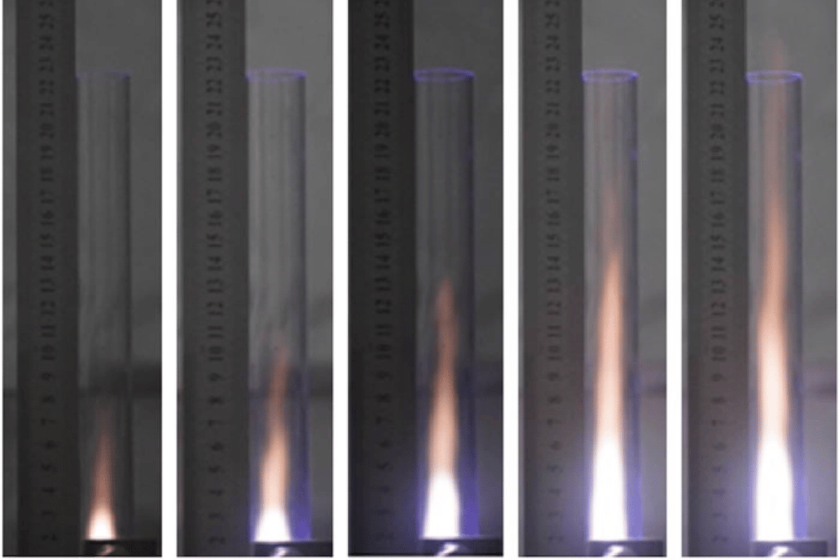 The flame length and propulsive thrust of this new microwave-accelerated plasma thruster design appear to vary linearly with power application and air speed, making it a potentially promising design for electric aviation