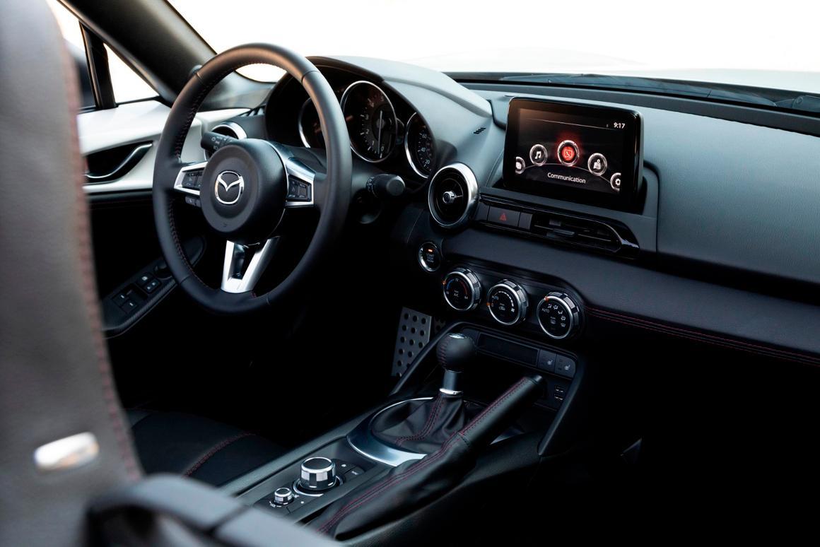 Review: 2019 Mazda MX-5 Miata RF packs more horses and more fun