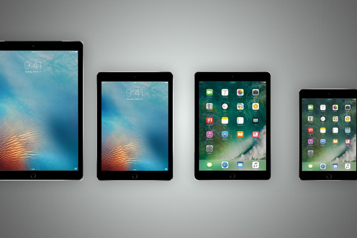 New Atlas compares the features and specs of the four iPads you can buy today