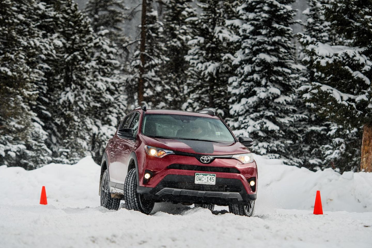 We like the idea behind the 2018 Toyota RAV4 Adventure, but we think it needs more than is being offered
