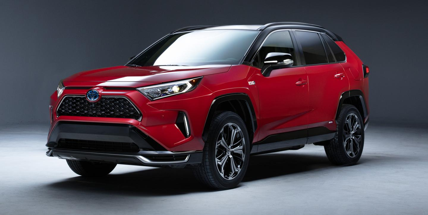 Toyota debuts its most powerful, efficient RAV4 ever, the RAV4 Prime plug-in hybrid