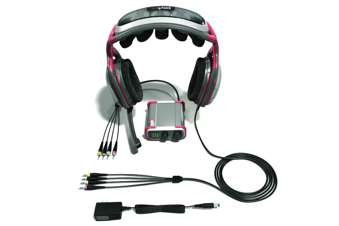 The Psyko 5.1 gaming headset
