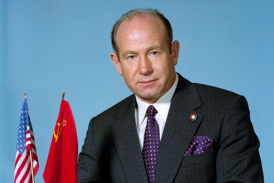 Alexey Leonov in 1975