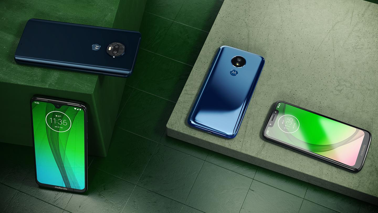 Motorola is aiming for the budget end of the Android market again with the Moto G7 series