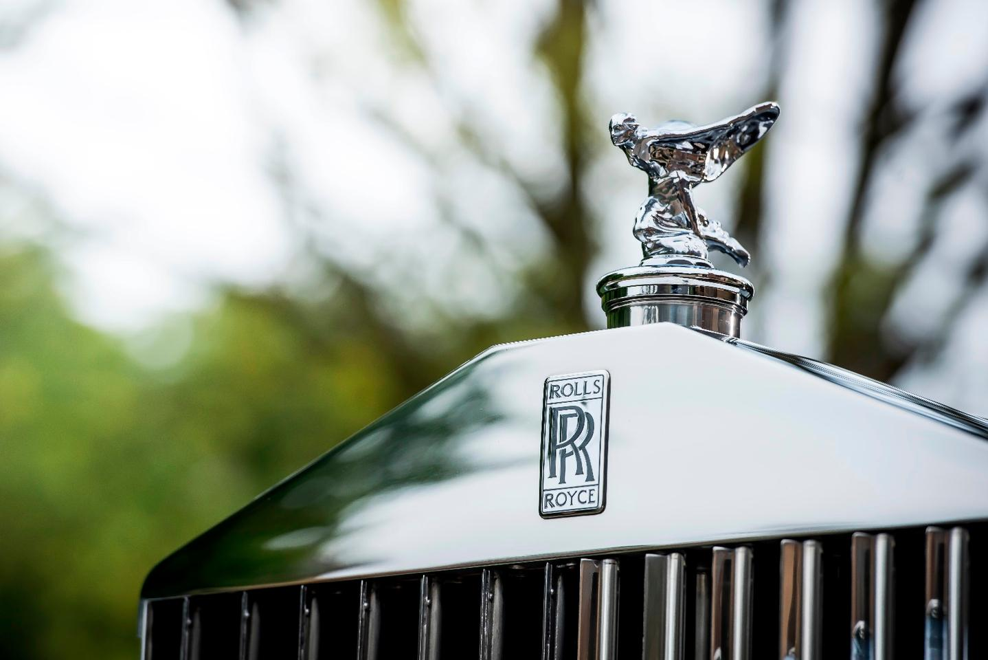 The one thing linking all Rolls-Royce cars is the Spirit of Ecstasy on the hood