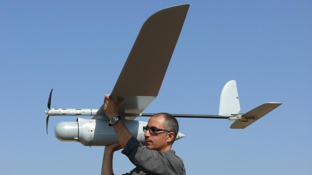 Skylark I UAV from Elbit Systems flies on AEROPAK fuel cell power in simulated battlefield conditions (Image: Business Wire)