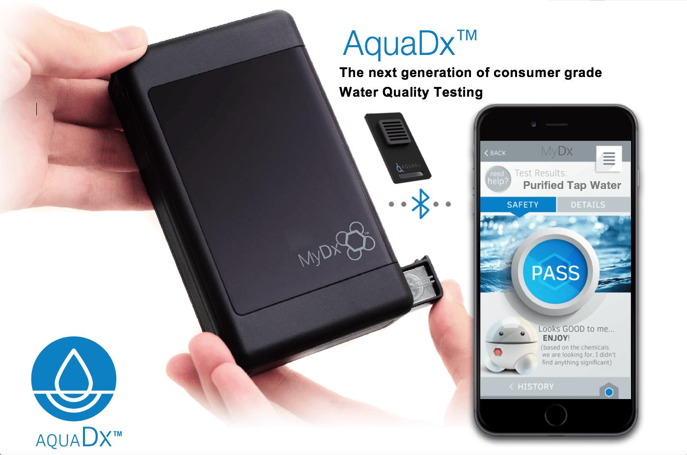 The AquaDx system