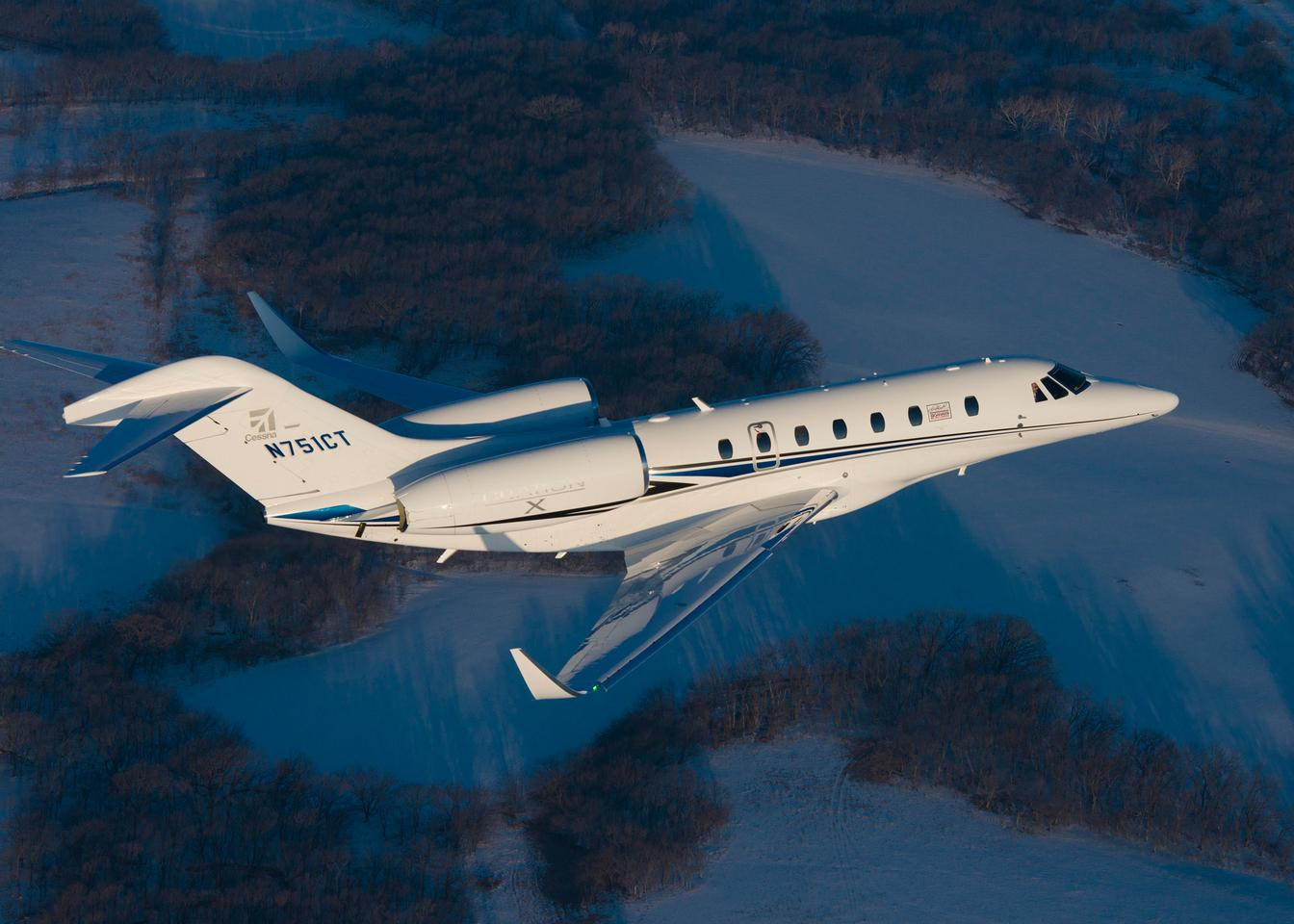 The Citation X is set to receive FAA certification in early 2014