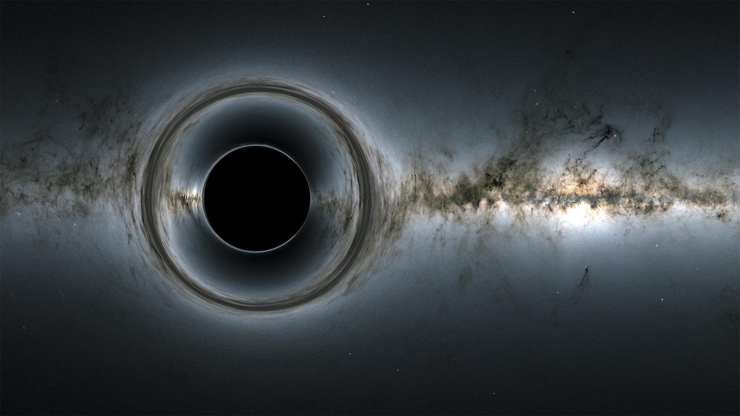 One hypothesis suggests a tiny black hole could be orbiting the Sun from out beyond Neptune