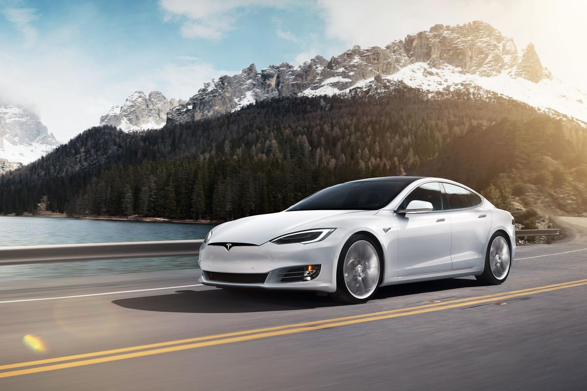 The Tesla Model S Long Range Plus is now EPA-rated for over 400 miles per charge