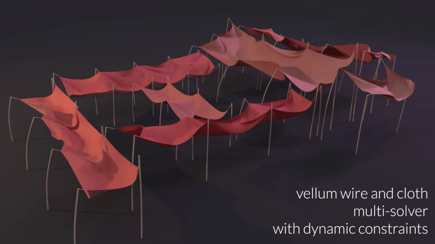 Incredible video demonstrates Houdini's state of the art in