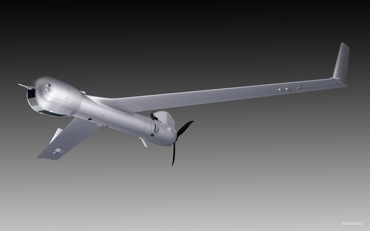 The ScanEagle 2 boasts a reciprocating internal combustion engine propulsion system specially developed for small UAVs