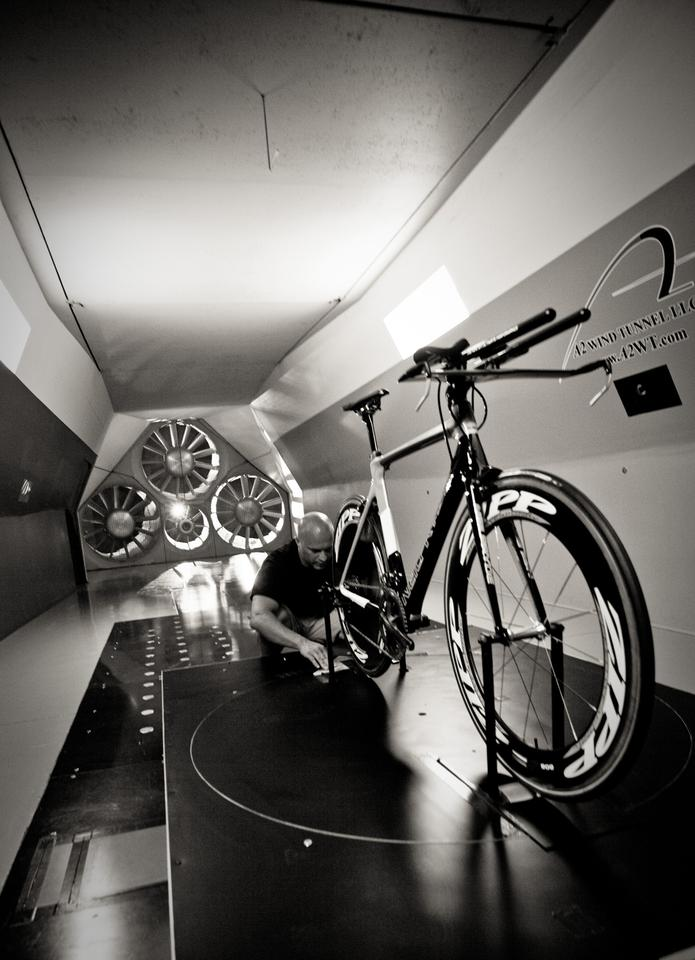 The designs underwent extensive wind-tunnel testing