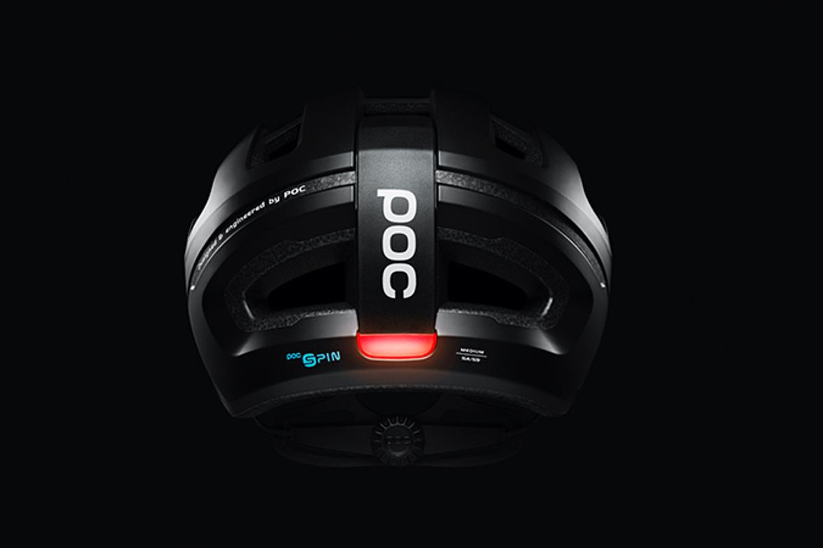 The POC Omne Eternal helmet should be available later this year