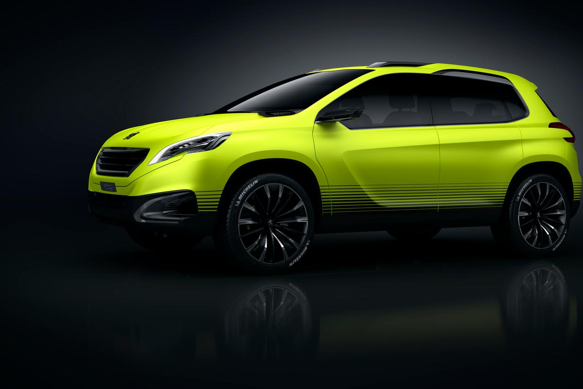 The 2008 Urban Crossover Concept