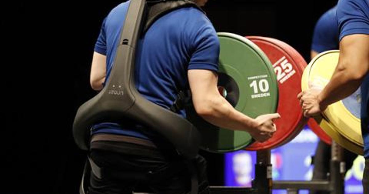 Panasonic exoskeleton to suit up for World Para Powerlifting events