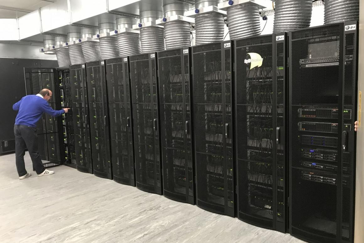A newly built supercomputer is able to simulate up to a billion neurons in real time, enough to emulate a whole mouse brain and simulate sections of the human brain for pharmaceutical testing