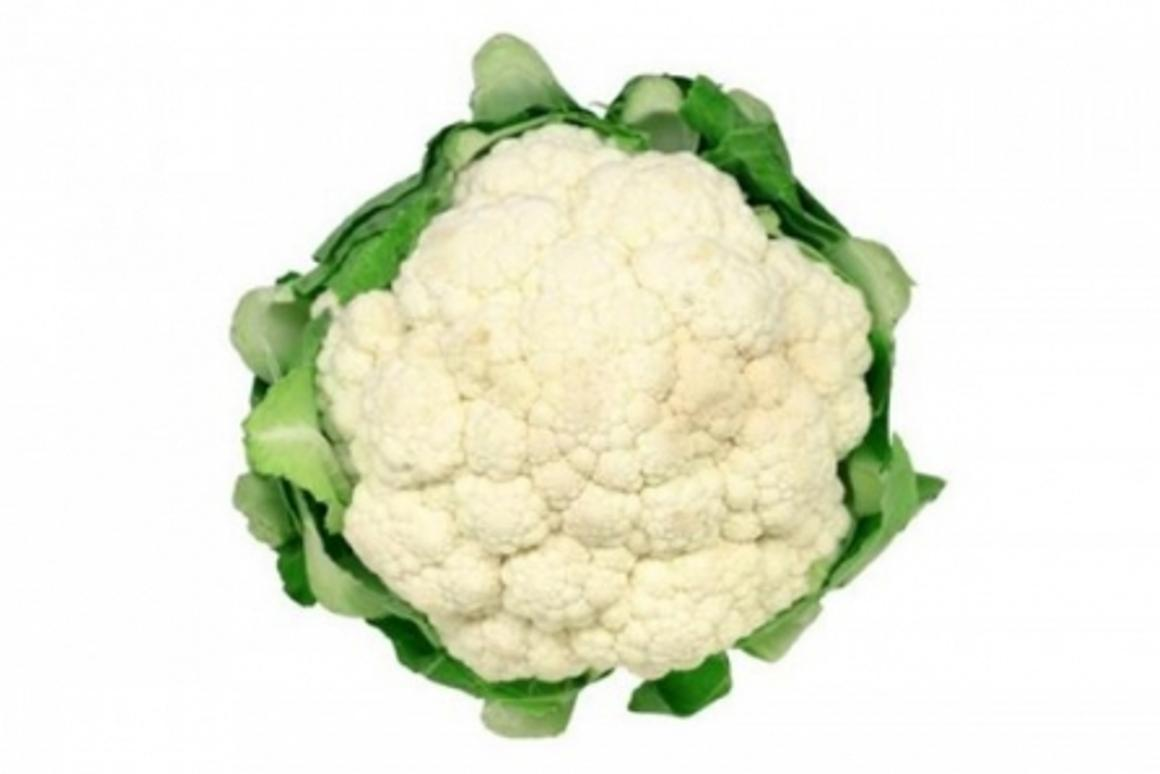 Cauliflowers and other produce could soon be picked by robots
