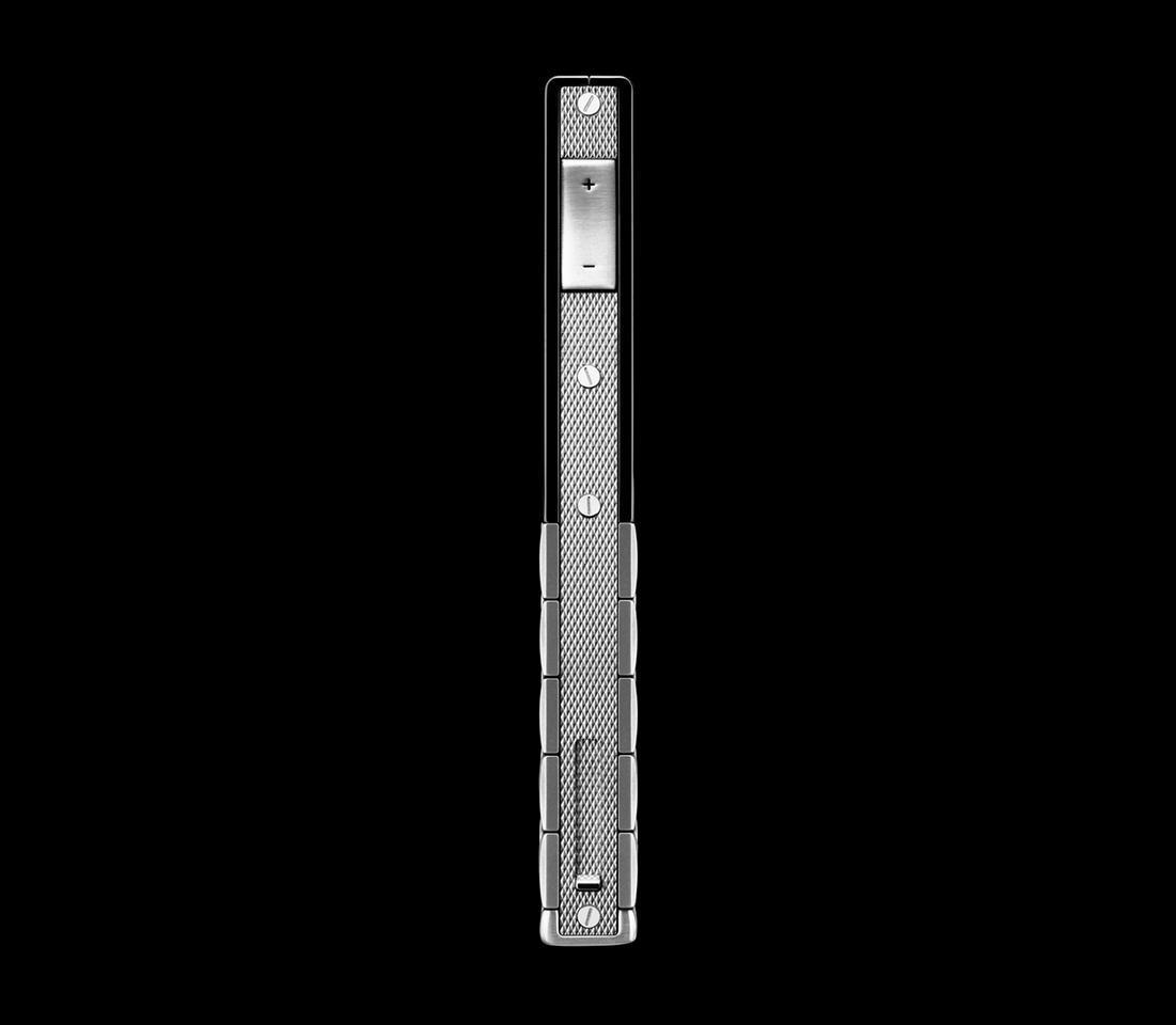 The Yves Behar-designed mobile phone