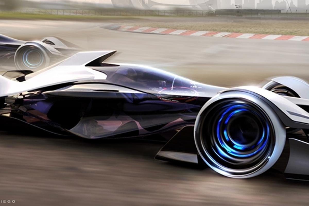 Infiniti USA's Synaptiq concept has won the People's Choice public vote at the 2014 LA Auto Show Design Challenge