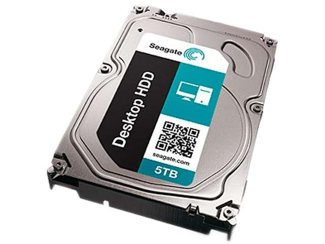 Seagate's 5TB HDD was the largest before the introduction of the 8TB model