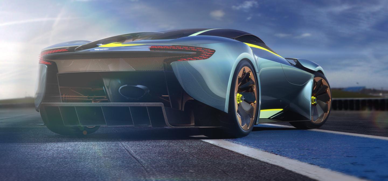 Aston Martin Gets Virtual With 800 Hp Dp 100 Vision Gran Turismo