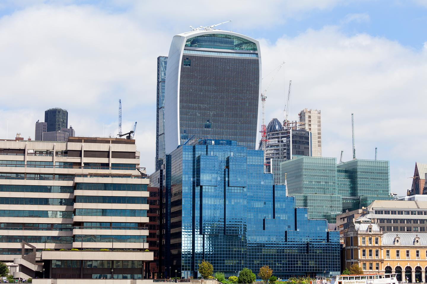 The City of London Corporation will start sourcing100 percent of its electricity needs from renewablesfrom October