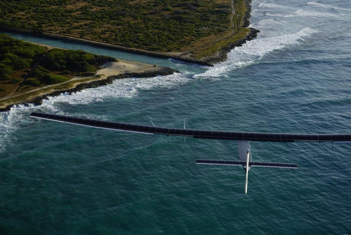 Solar Impulse 2 is expected to continue its journey at the end of April