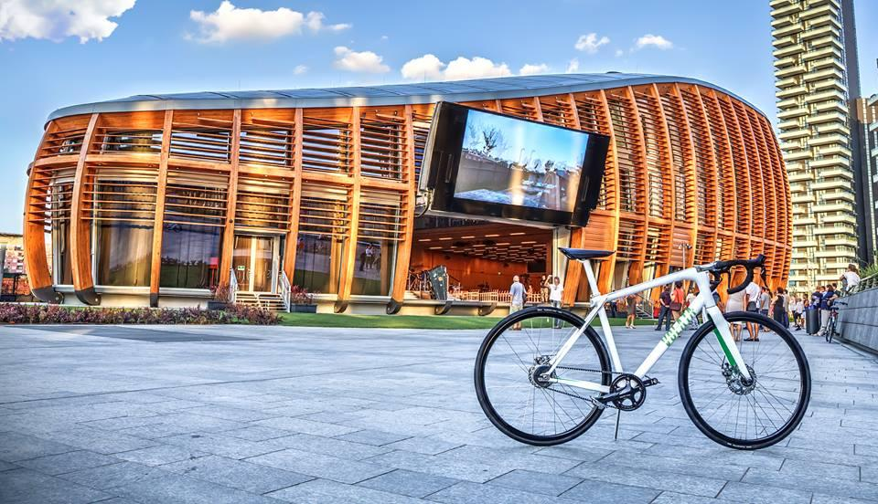 The Volata smart bike