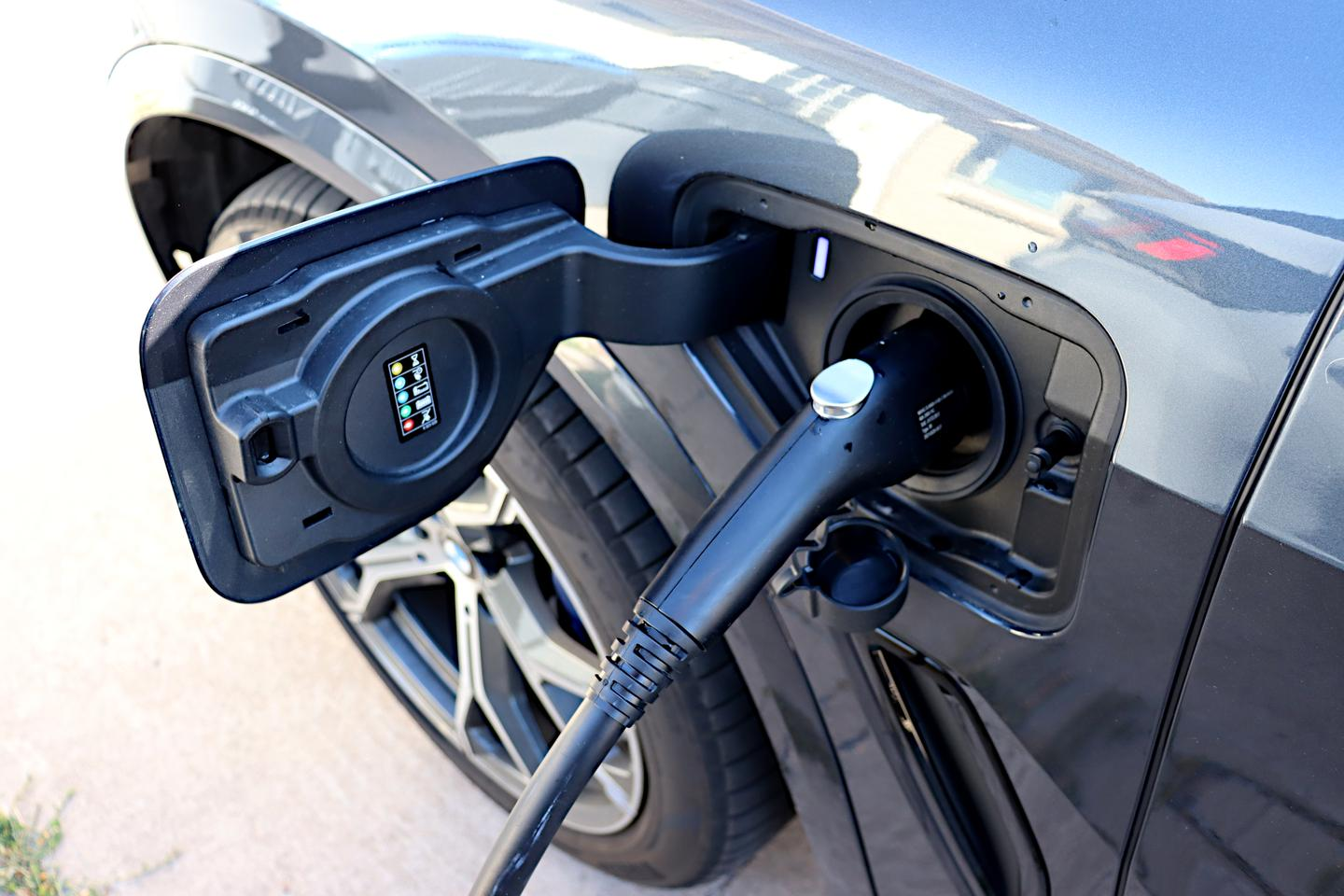 Not all EV charging is the same. Some electrified vehicles have limits to their charge input and some plugs can handle more power than others