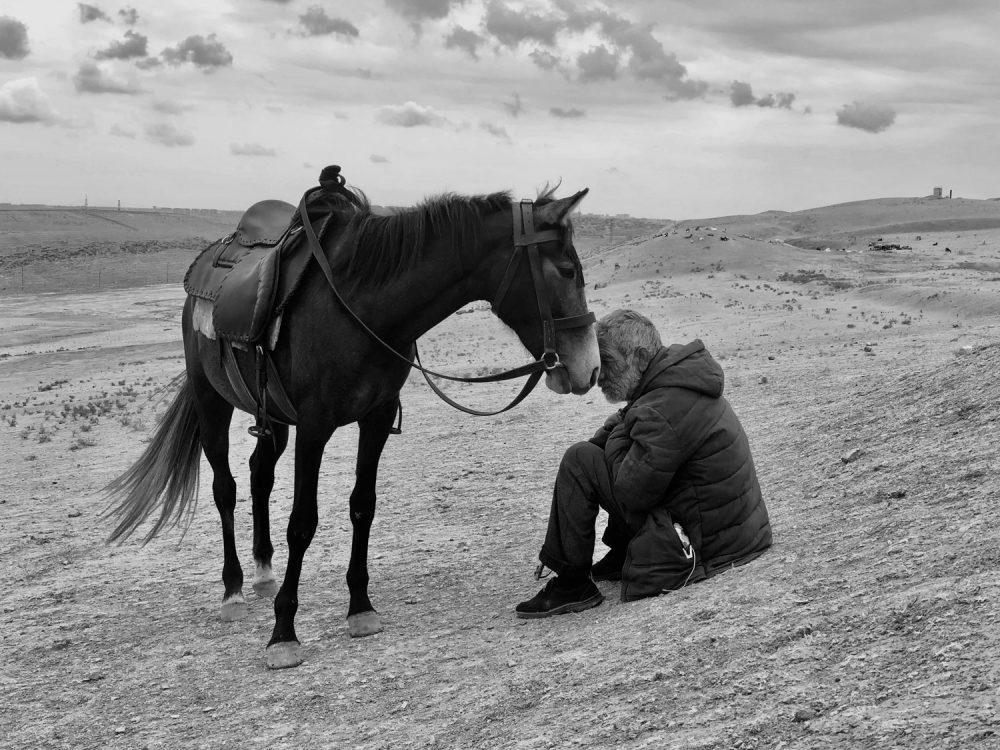 Photographer of the Year. Bonding. Yanar Dag, Baku, Azerbaijan. Shot on iPhone X