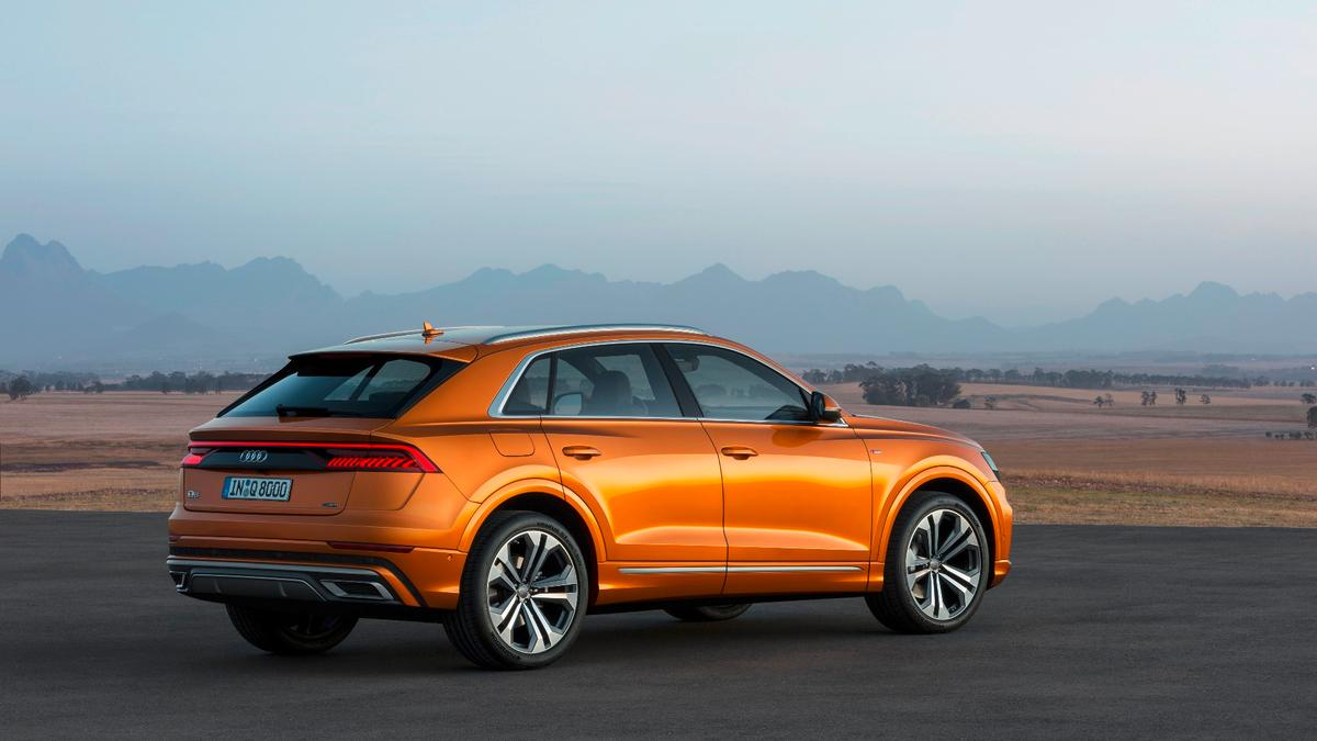 Audi says that the Q8 will be entering production soon for a market target date of late this year
