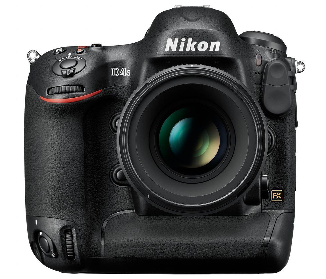 The Nikon D4S features a newly developed 16.2-megapixel full frame FX-format CMOS sensor