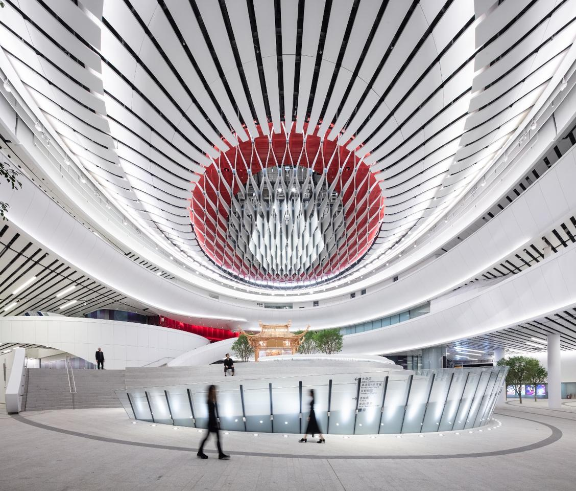 The Xiqu Centre has been in the works for quite some time and was built to a considerable budget of US$347 million