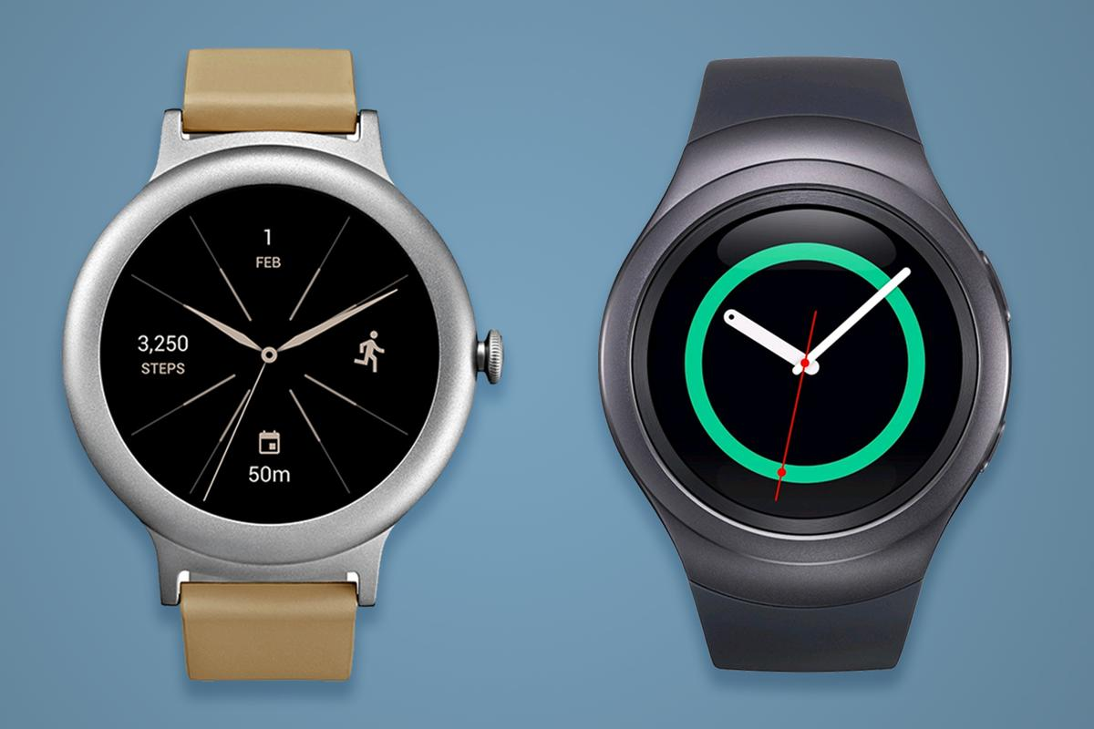 A spec-by-spec comparison of the LG Watch Style and the Samsung Gear S2
