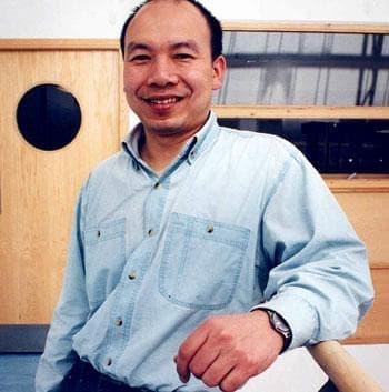 Professor Min Zhao, from the University of Aberdeen