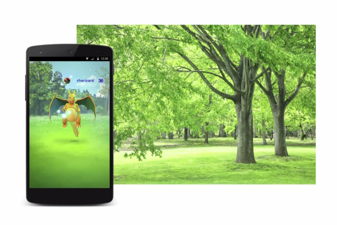 Pokémon Go and its wearable Pokémon Go Plus bring the familiar pocket monsters to an augmented reality universe, helped to market with the augmented reality strengths of game developer Niantic, Inc.