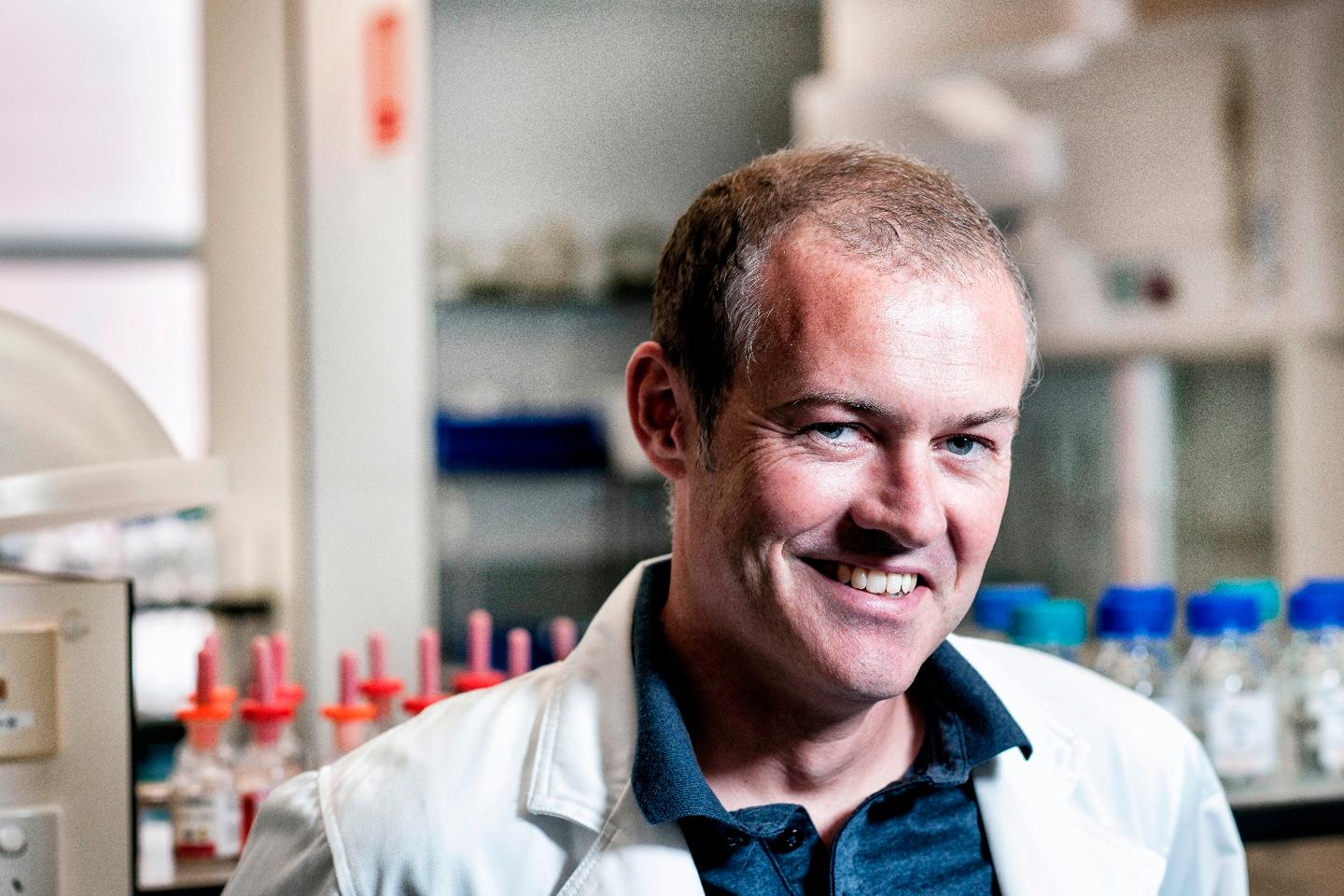 Professor Anthony O'Mullane from the Queensland University of Technology teamed up with other Australian researchers to develop the material