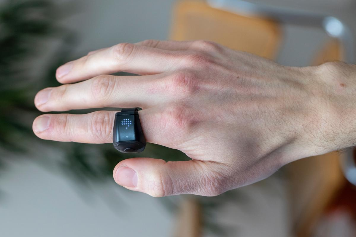 The Wave for Work ring sells for $99