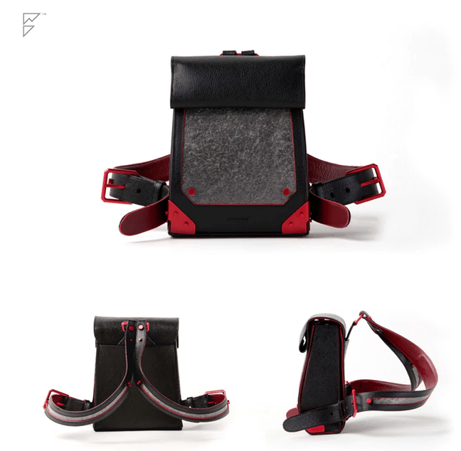 Forrest Bags Stone Edition