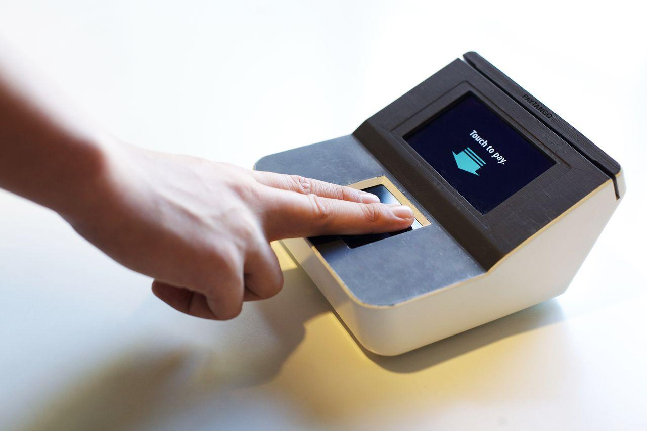 The PayTango fingerprint-based identification and payment system