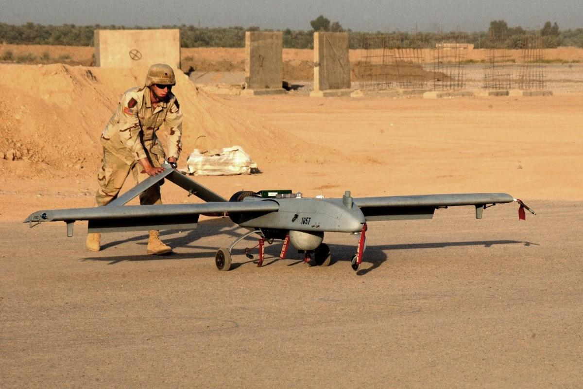 DARPA plans to re-purpose RQ-7 Shadow UAVs to provide even the most remote US forces with Wi-Fi connectivity