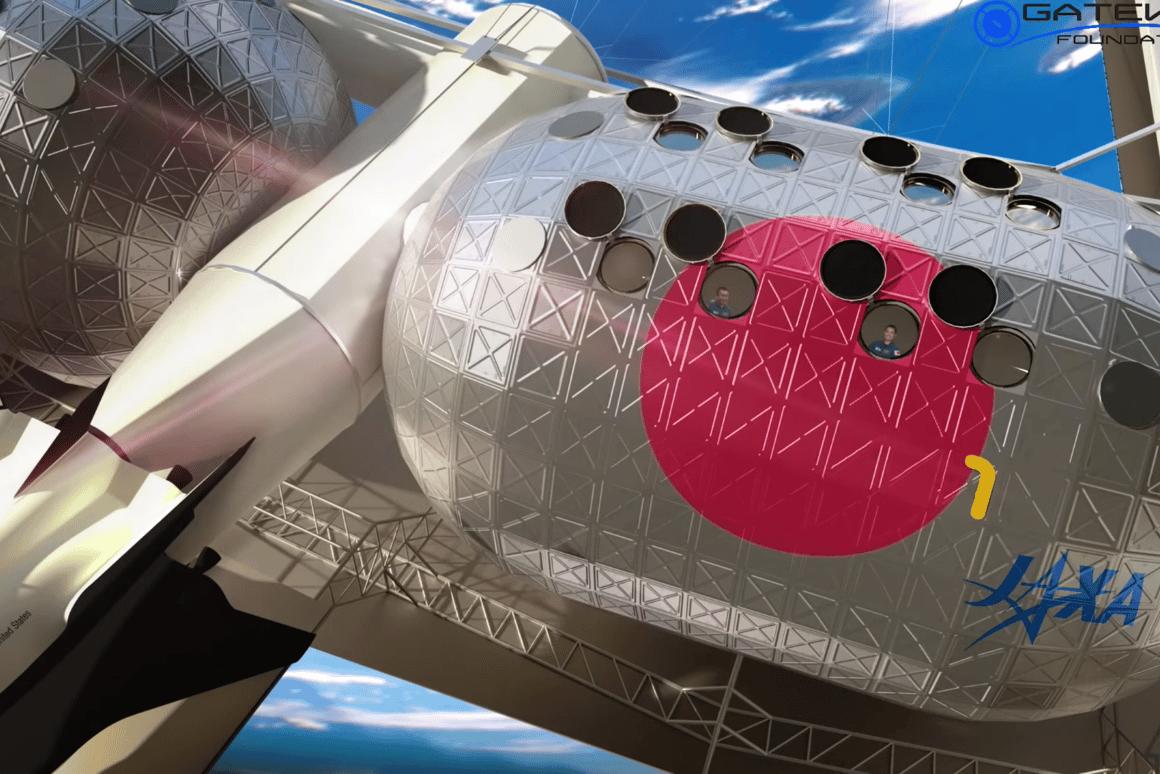 Gateway Foundation proposes Von Braun Rotating Space Station